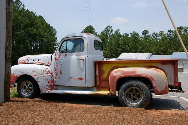 Old Farms for Sale | Old truck for sale | Flickr - Photo Sharing!