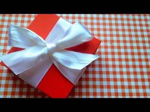 Подарок на день святого Валентина своими руками // Скрапбукинг / The Workshop - YouTube
