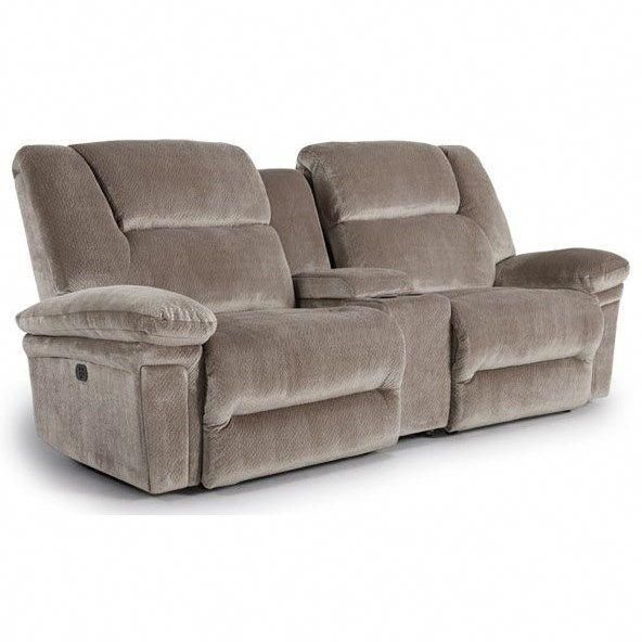 Parker Casual E Saver Reclining Sofa With Wide Seats And