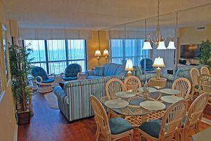 Myrtle Beach Vacation Rentals | WINDEMERE 401 | Myrtle Beach - Ocean Drive