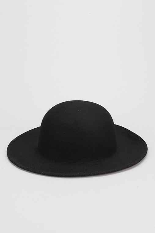 (AHS Coven style) Mens Wide Brim Hat - Needed accessory for the dark fashion/male witch look.