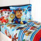 Nickelodeon Paw Patrol Ruff Ruff Rescue 4 pc Toddler Bed Set - Walmart.com