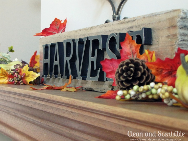Harvest Sign. Easy to make. | Fall Fall Fall!!! | Pinterest | Fall ...