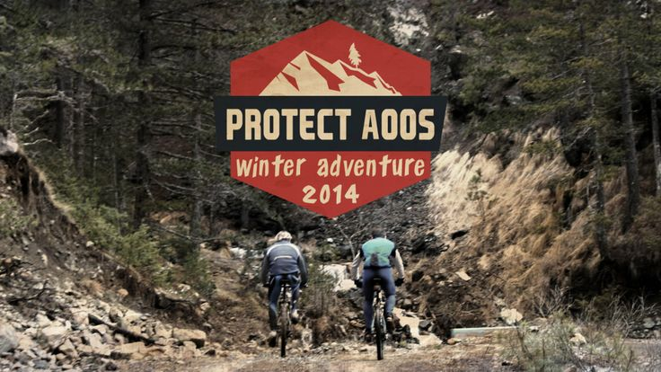 Protect Aoos Winter Adventure 2014. to Protect the Aoos river, in the North mountains of Pindos, http://protectaoos.blogspot.gr/ in Greek la...