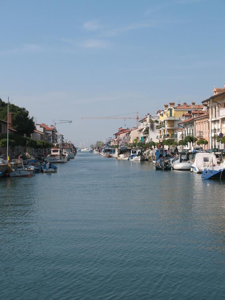 Italy, small town-Grado-on the Adriatic sea-Bellla!