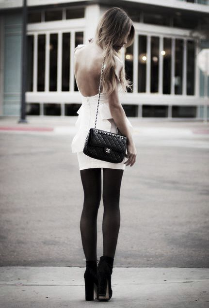 Black and White (and Chanel!)
