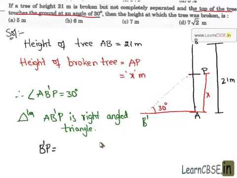 sample question paper for class 10 cbse sa2 maths Paper 2  q5