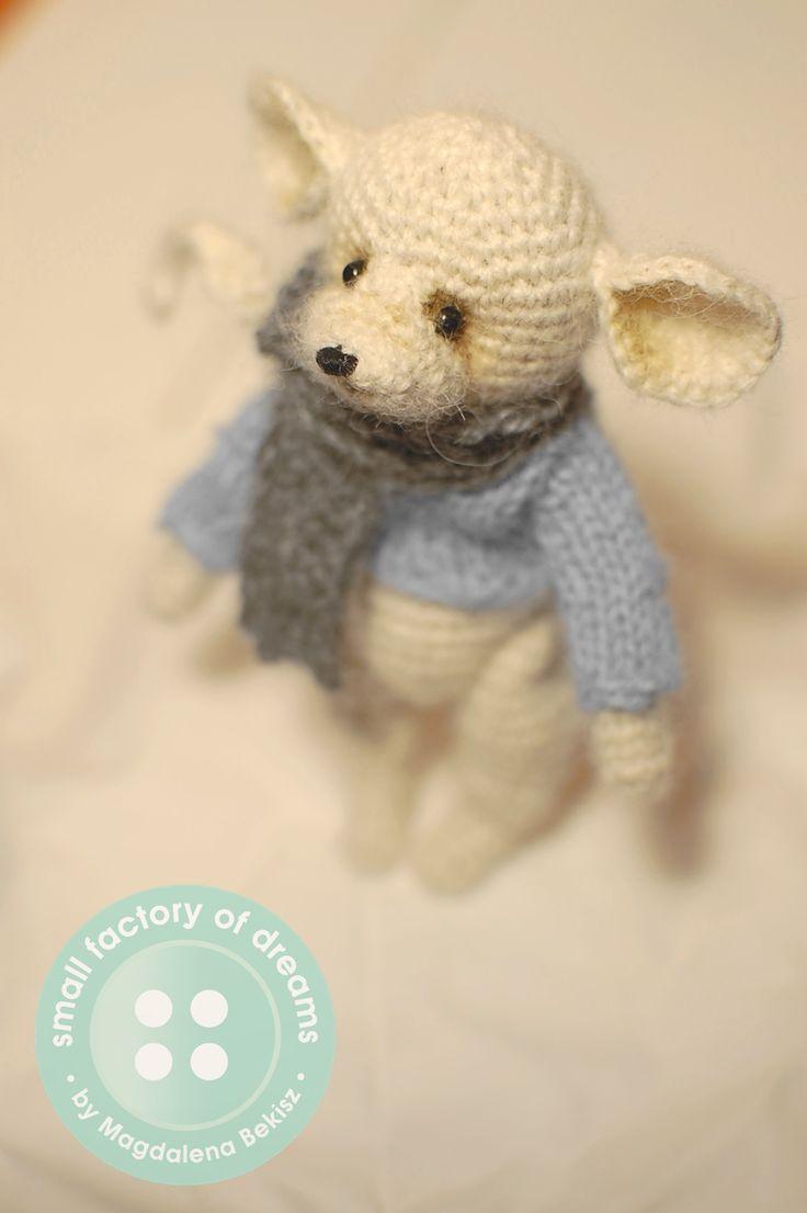 crochet pocket mouse