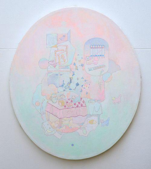 ppajama:  台所睡眠 (2013) ancco