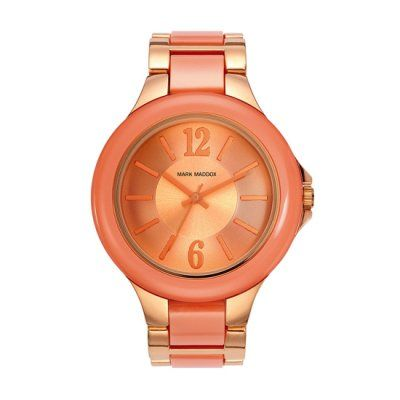 Mark Maddox - Ladies Colour Time Watch - MP0002-95 - Online Price: £79.95