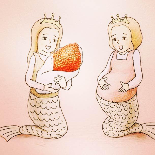 33 illustrations mignonnes et décalées du japonais Keigo