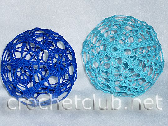 ball patterns for christmas tree