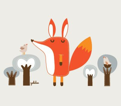 fox2 3 Prints, Foxes Prints, Foxes 2 3, Illustration For Kids, Baby Illustration, Foxes Wall, Zoos Baby, Stuffed Animal, Kids Design