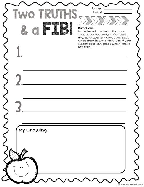 50 Beginning of the Year Activities, Ideas & FREEBIES!