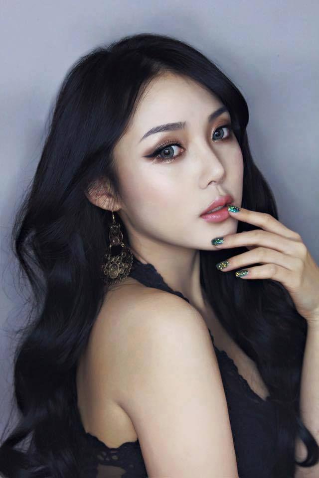 park hye min ulzzang korean makeup artist pony beauty diary makeup pinterest. Black Bedroom Furniture Sets. Home Design Ideas