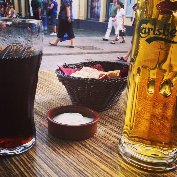 Frokost i Flensborg
