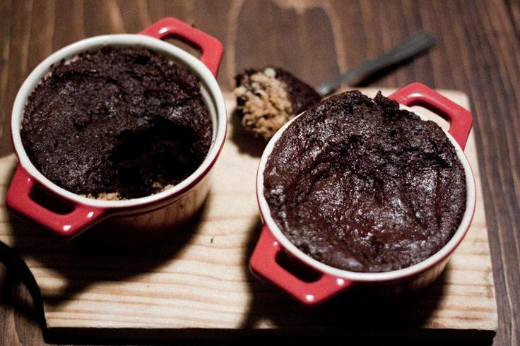 """""""Cocotte"""" Brownies"""