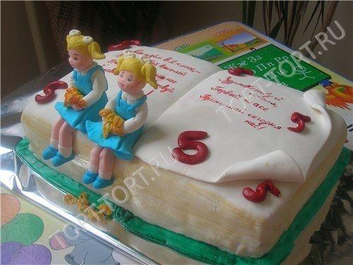 Эксклюзивные торты для детей двойняшек