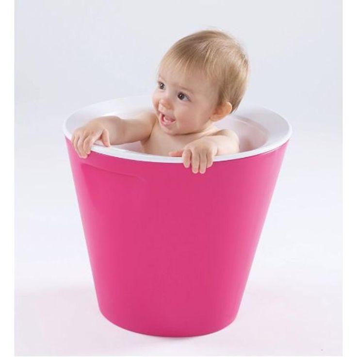 Hauska ja käytännöllinen vauva-amme Hoppop Bano  | Lastentarvike.fi