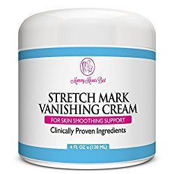 Mommy Knows Best Stretch Mark Removal Vanishing Cream – Remove Stretch Marks From Pregnancy – Clinically Proven Prevention Lotion Therapy