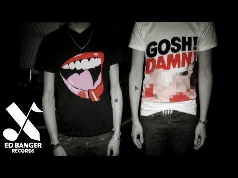"""Justice - D.A.N.C.E. (Official Video) 