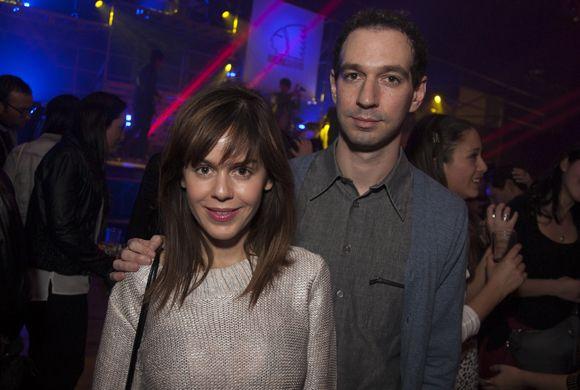 Carola Varleta y Shawn Garr