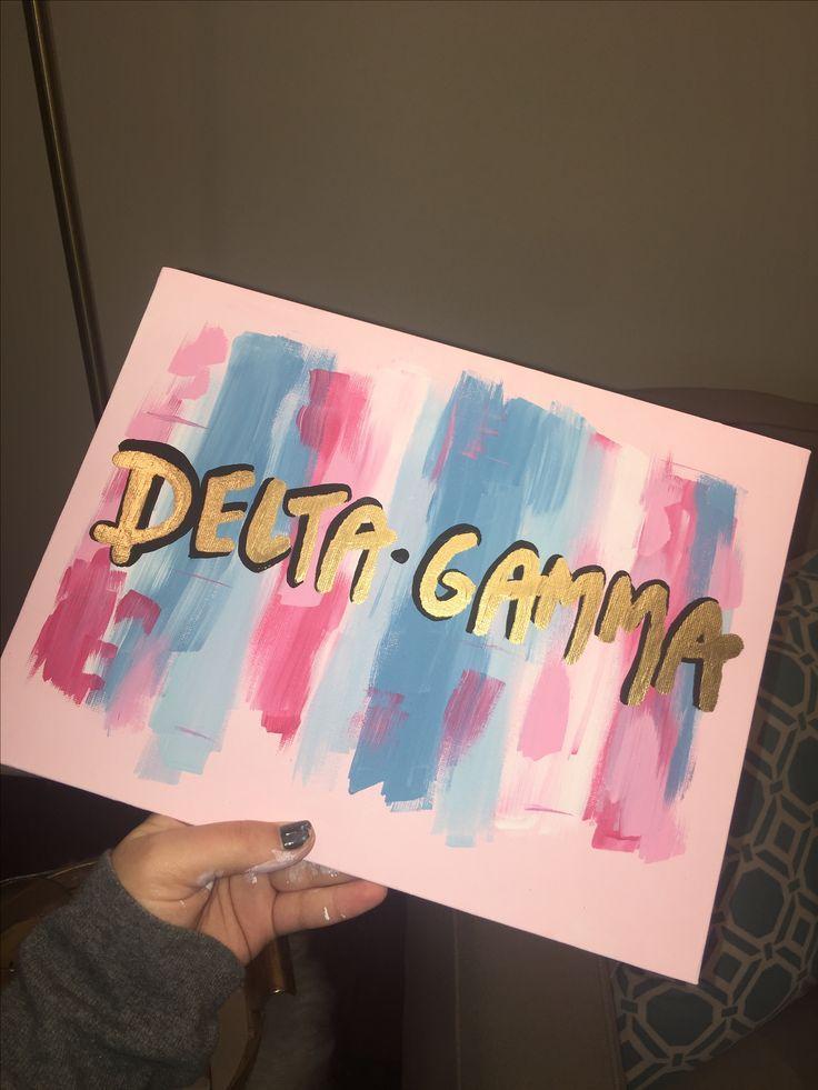 Delta Gamma Big Little Reveal Dg Deltagamma Sorority Big