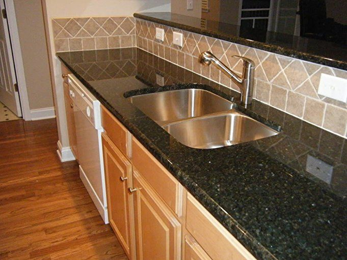Granite Countertop Paint No Peel And Stick Granite Black Film Not Grandma S Contact Paper Roll Is Film 36 Faux Granite Faux Granite Countertops Countertops