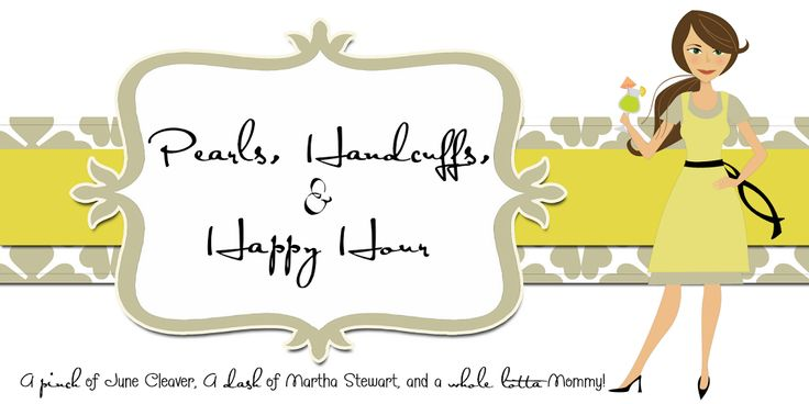 Peals, Handcuffs, and Happy Hour - Cara Carroll Cara's food & family blog (teaching blog is The First Grade Parade)