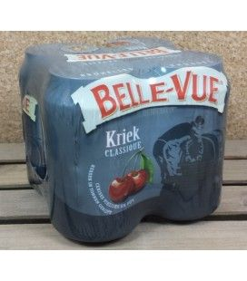 "Belle-Vue Kriek ""Classique"" 4 x 33 cl Can"