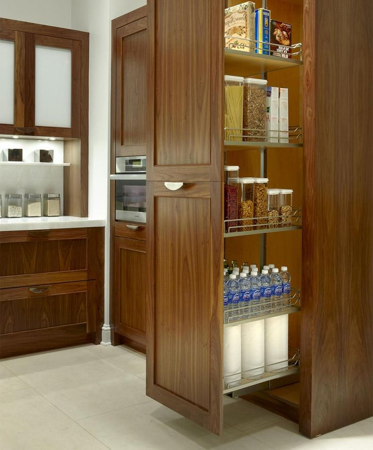 Kitchen Corner Pantry Cabinet: 17 Best Ideas About Wooden Pantry On Pinterest