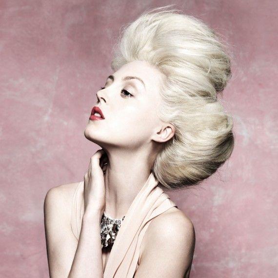 Quiff updo hairstyle:ssssssstilished!
