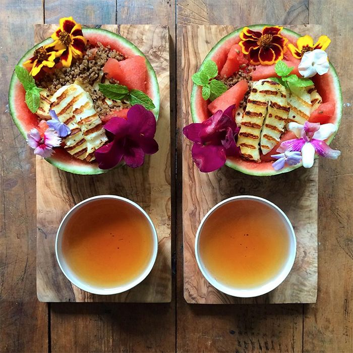 Symmetry Breakfast - On The Blog... We love the look of this Moriuchi Koucha Tea from The Rare Tea Company. Simply yummy!