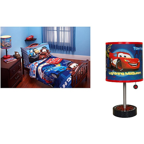 57 best kids room images on pinterest car lights disney cars disney cars toddler bedding set and table lamp value bundle mozeypictures Image collections