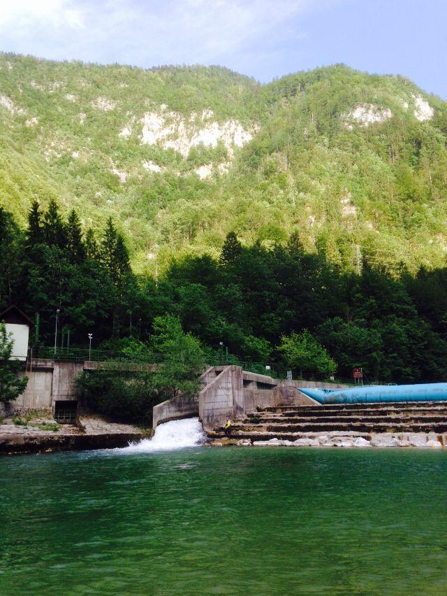 Dam @ Sava Bohinka