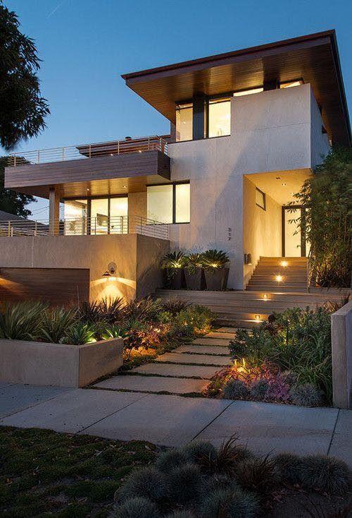 71 best don 39 t block the view images on pinterest deck - Minimalist house exterior design ...
