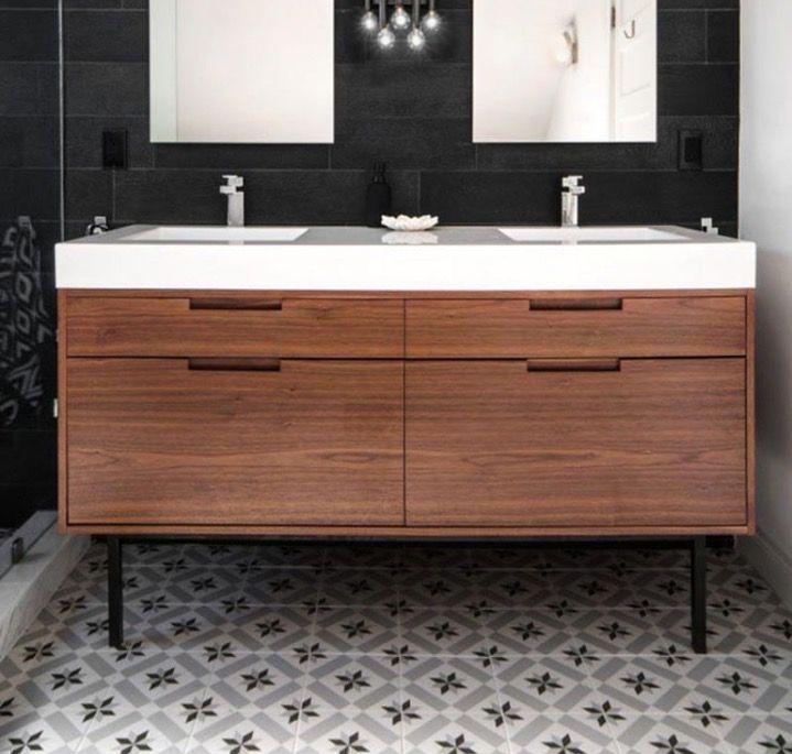 23+ Mid century sink vanity model