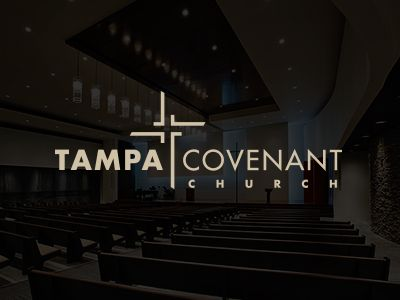 This is really cool. I'm not one who thinks a cross needs to be prominent in church logos (or design period), but this is really well down. Love the different weights. Probably one of my favorites I've seen.