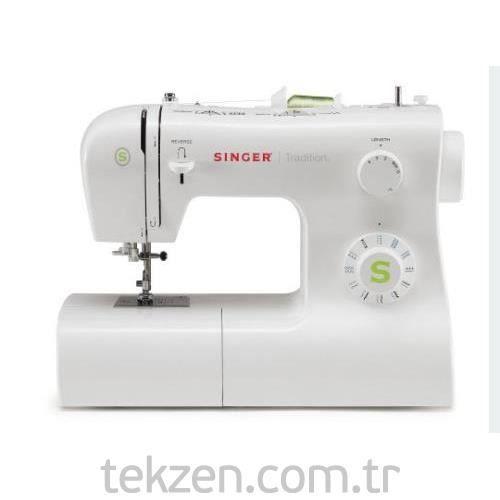 Singer 2273 Tradition Dikiş Makinesi + PLASTİK Çanta HEDİYELİ modelleri ve fiyatları uygun taksit seçenekleriyle güvenilir alışverişin adresi Tekzen.com.tr'de!