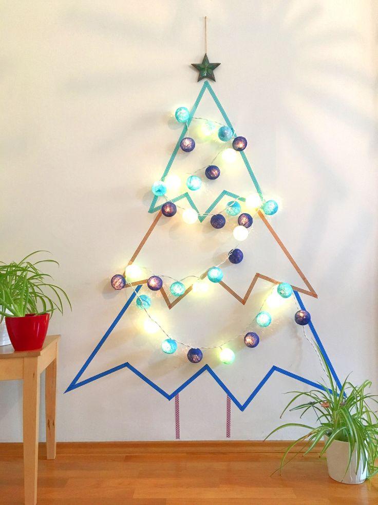 -alternativer Weihnachtsbaum.