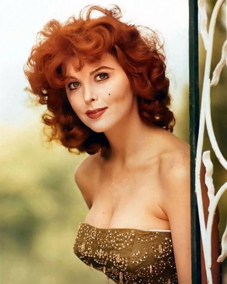 Oh my goodness! I just could not get enough of Tina Louise on Gilligan's Island. Had never seen such an exquisite and beautiful person. Loved to try to and talk like her...like Marilyn Monroe singing to the president.