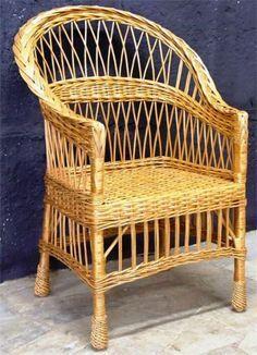 Плетеная мебель своими руками: руководство изготовление кресла для отдыха