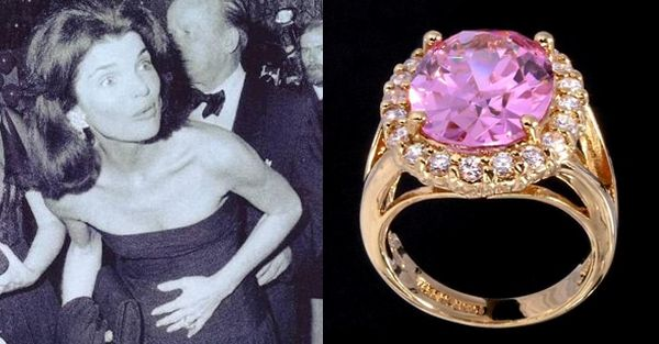 Jackie Kennedy's Jewelry| Retro Gran JFK's last gift to his wife