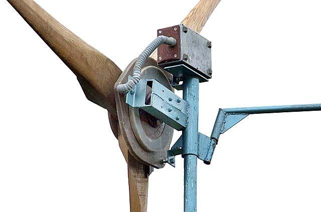 How to Make a Homemade Wind Turbine Generator