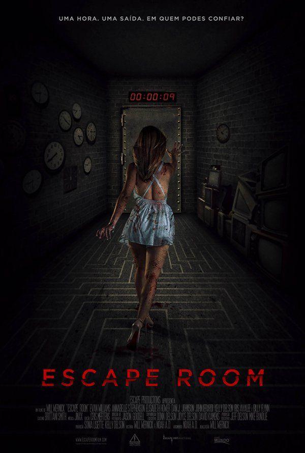 Escape Room Ver Filme Completo Hd Online Com Imagens Filmes
