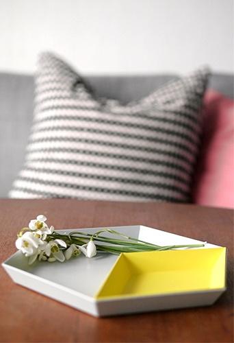 Via Mella and Mall   Hay Kaleido   Ikea PS Pillow