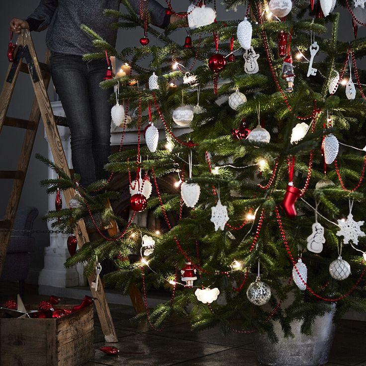 Ikea les nouvelles d corations de no l christmas ikea for Decoration de noel ikea