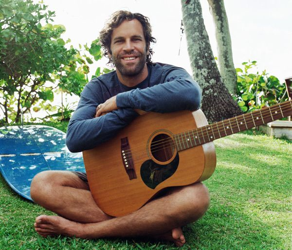 Jack Johnson, Musician and Environmentalist