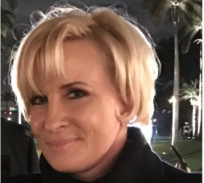 Here Is A Picture That Proves Trump's Facelift Attack On Mika Brzezinski Was A Total Lie
