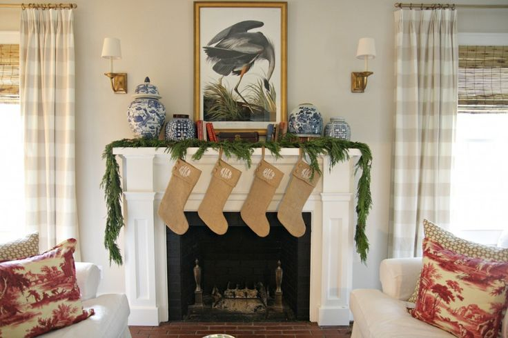 More Christmas tour | Holly Mathis Interiors